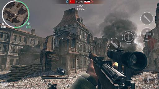 World War Heroes: WW2 Shooter 1.9.6 screenshots 4