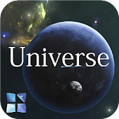 Universe Next Launcher Theme