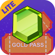 Win Gold Pass && Gems for COC Lite