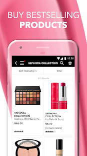 Sephora - Makeup, Skin Care & Beauty Gifts 💄 Screenshot