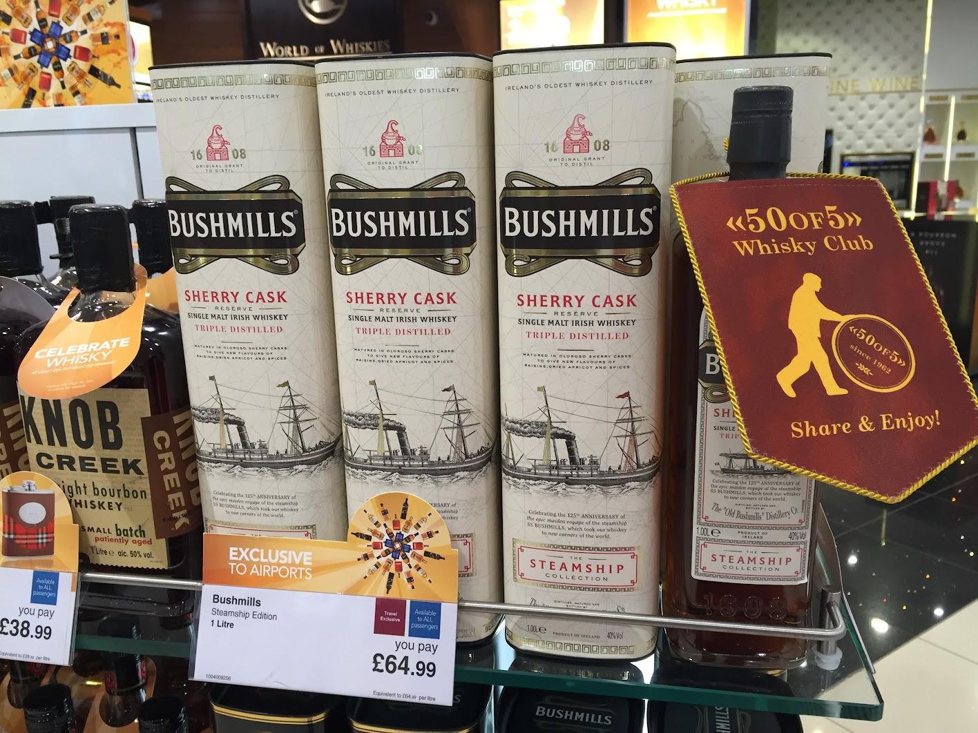 Bushmills Sherry