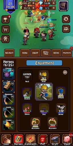 Infinite Arena 1.0.11 screenshots 2