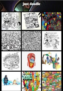Just Doodle - náhled