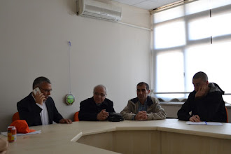Photo: Meeting with a head of the Department for Culture and Tourism of the Municipality of Diyarbakir