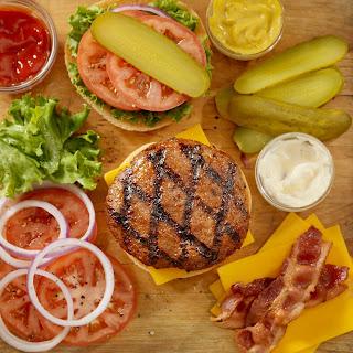 Applewood Smoked Bacon Stuffed Cheeseburger Recipe