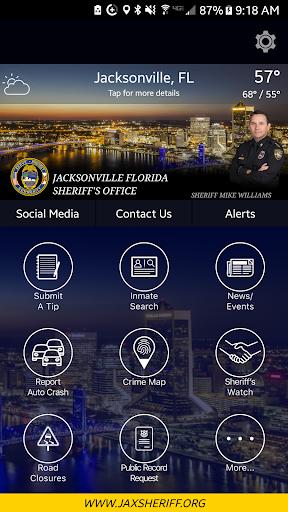 Jax Sheriff (FL) screenshot 1