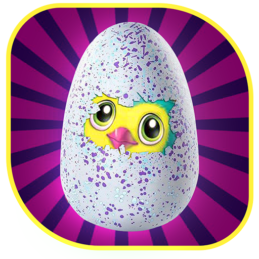 Hatchimal Marvel Eggs