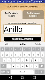 Diccionario Español Italiano Sin Internet Brooks - náhled