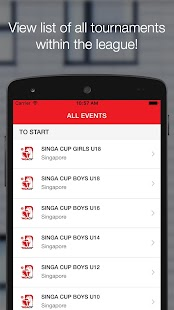SingaCup- screenshot thumbnail