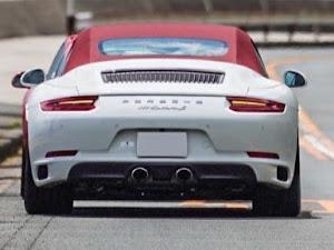 911 991H2 carrera S cabrioletのカスタム事例画像 Paneraorさんの2020年08月30日01:10の投稿