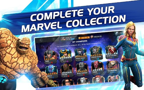 MARVEL Contest of Champions MOD Apk (God Mode) 3
