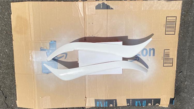 クラウンマジェスタ UZS171のクラウンマジェスタ,DIY,アイライン塗装,愛車紹介に関するカスタム&メンテナンスの投稿画像3枚目