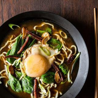 Bacon & Egg Ramen