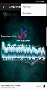 Emprendedores Radio Mx - náhled