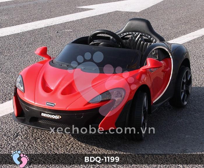Xe hơi điện trẻ em BDQ-1199 McLaren 9