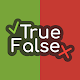 True or False | Quiz game with Interesting facts Android apk