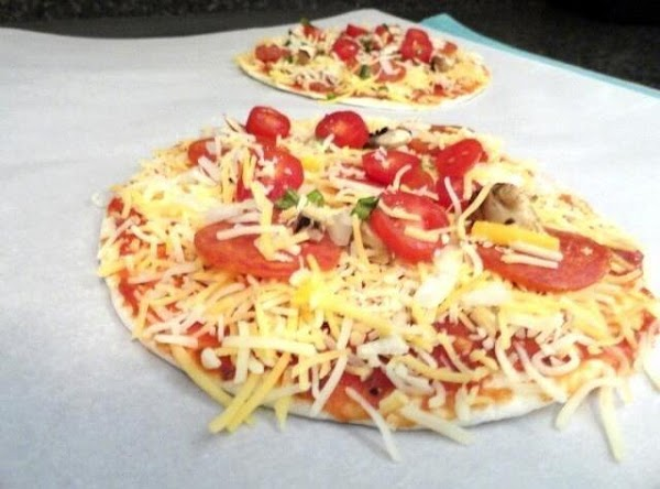Cheese- add your choice of shredded cheese first. ( shredded pizza or taco cheese...