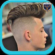 Boys Hairstyle Model