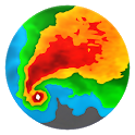 NOAA Weather Radar Live & Alerts icon