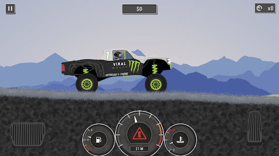 Extreme Offroad Racing Game- screenshot thumbnail