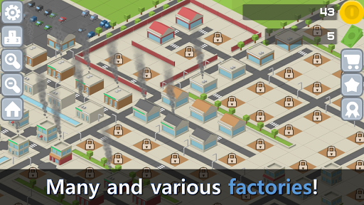 RealFactory - Factory production game 1.0.5.8 {cheat|hack|gameplay|apk mod|resources generator} 2