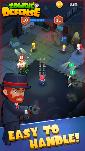 Zombie Defense: Battle Or  Death 0.3 screenshots 2