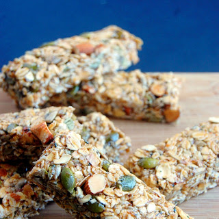 The Essential Nut and Seed Granola Bar