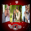 love photo video with song v 2.1 app icon