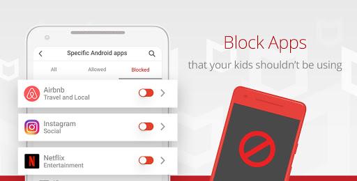 Safe Family – Screen Time & Parental Control App screenshot 3