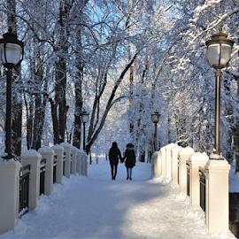 by Albina Jasinskaite - City,  Street & Park  City Parks