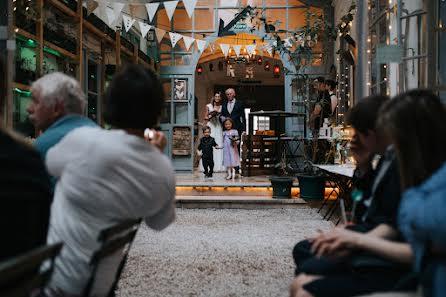 Huwelijksfotograaf Bence Fejes (fejesbence). Foto van 24.02.2020