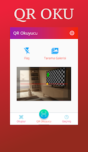 App QRIstan - QR Ve Barkod Kod Oluştur ve Oku APK for Windows Phone
