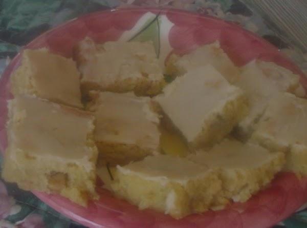 Vanilla Brownies Recipe