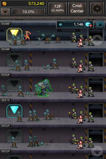 Code Triche Zombie Hive APK MOD screenshots 2