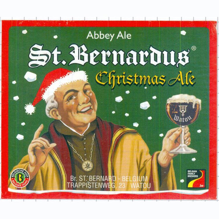 Logo of St. Bernardus Christmas Ale