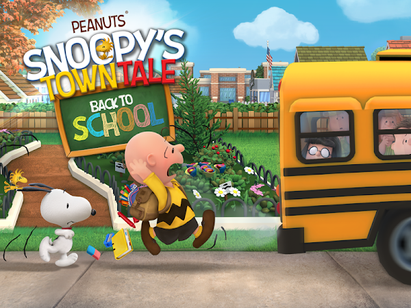 Peanuts: Snoopy's Town Tale v3.1.0 (Mod Money)