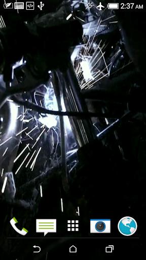 焊接视频3D壁纸