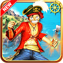 Pirate Luffy Fighter APK