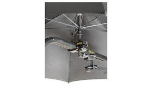 Umbrella w/ holder, for large ALU profile, Easyrig 3/5 Vario
