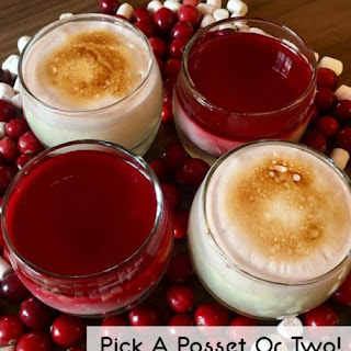 Pick A Posset Or Two!