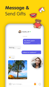 Gaze Video Chat App – Random Live Chat & Meet People 4