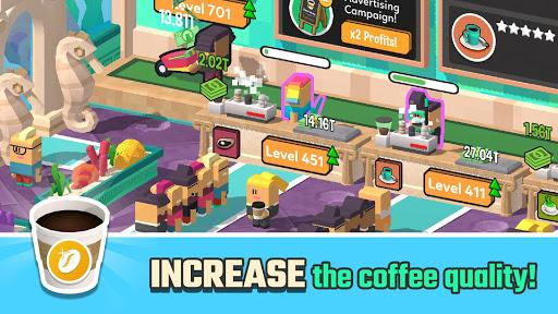 Idle Coffee Corp 1.9.8 screenshots hack proof 2