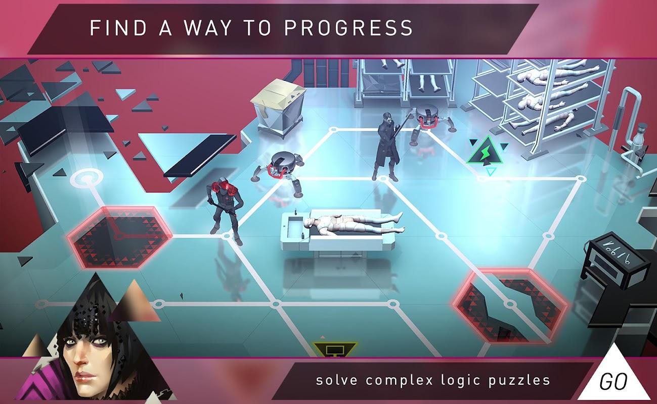 تحميل لعبة تحدي الألغاز منطق تكتيكية وكشف الغموض Deus Ex GO APK + OBB OF94rIPz123nsvzT5aiqScLGKEHi965suexGjDm0BiYrMuLsBWMff9Dau9oXk7krC70=h800