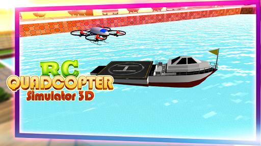 RC Quadcopter Simulator 3D