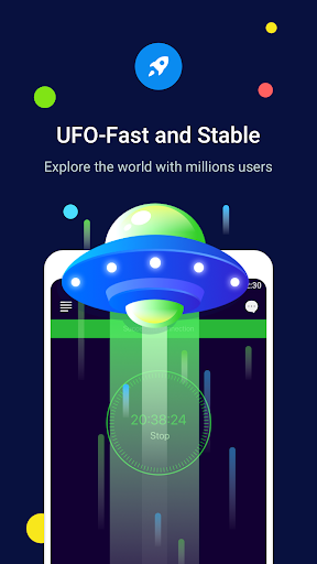 UFO VPN - Premium Proxy Unlimited & VPN Master 2.1.1 screenshots 2
