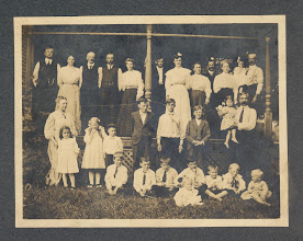 Photo: HIGBY Brothers Family Reunion 1906 Probably taken in Kent County, Michigan