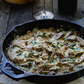 Beef Stroganoff Heavy Cream Recipes.
