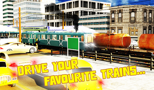 Train-Simulator 11
