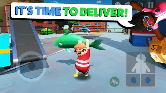 Download Totally Reliable Delivery Service Mod Apk Full Version Unlock