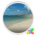 Sandy Beach Live Wallpaper icon